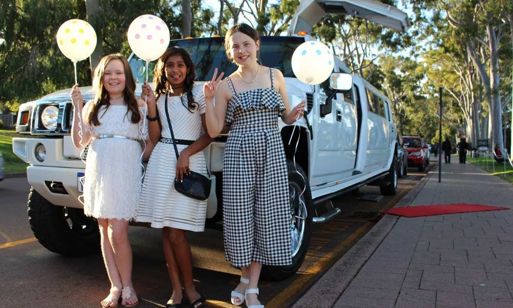 Kids Birthday Limo Perth Hire