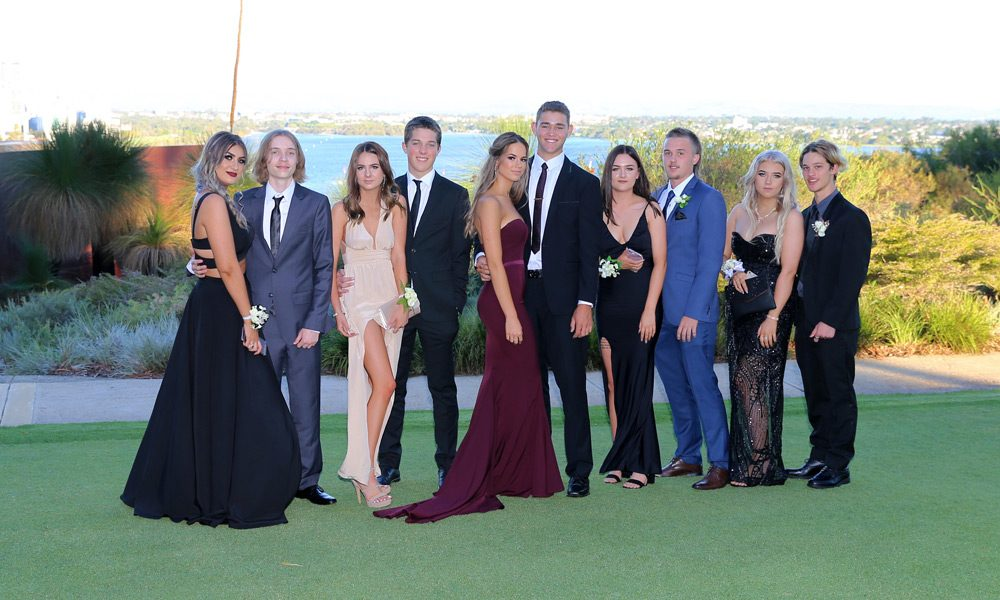School Ball Perth Limo Hire