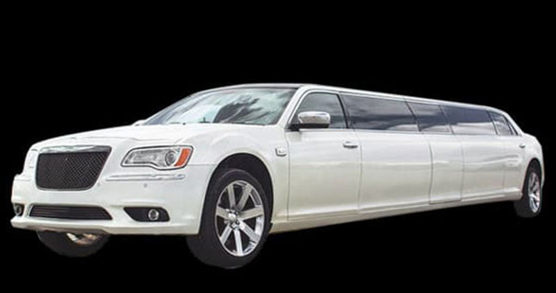 Chrysler Limo Perth White Hire