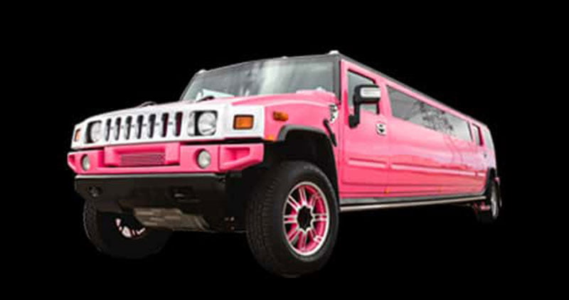 Hummer Limousine Pink Perth Hire