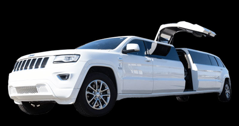 Jeep Limousine Perth Hire Jet Door